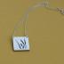grassland silhouette necklace