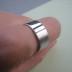 half and half ring
