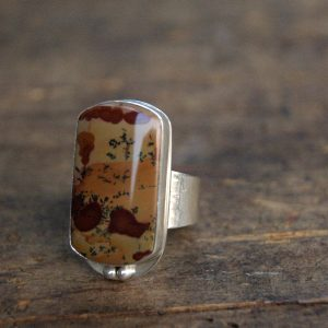 painted desert ring