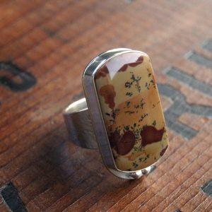 painted desert ring