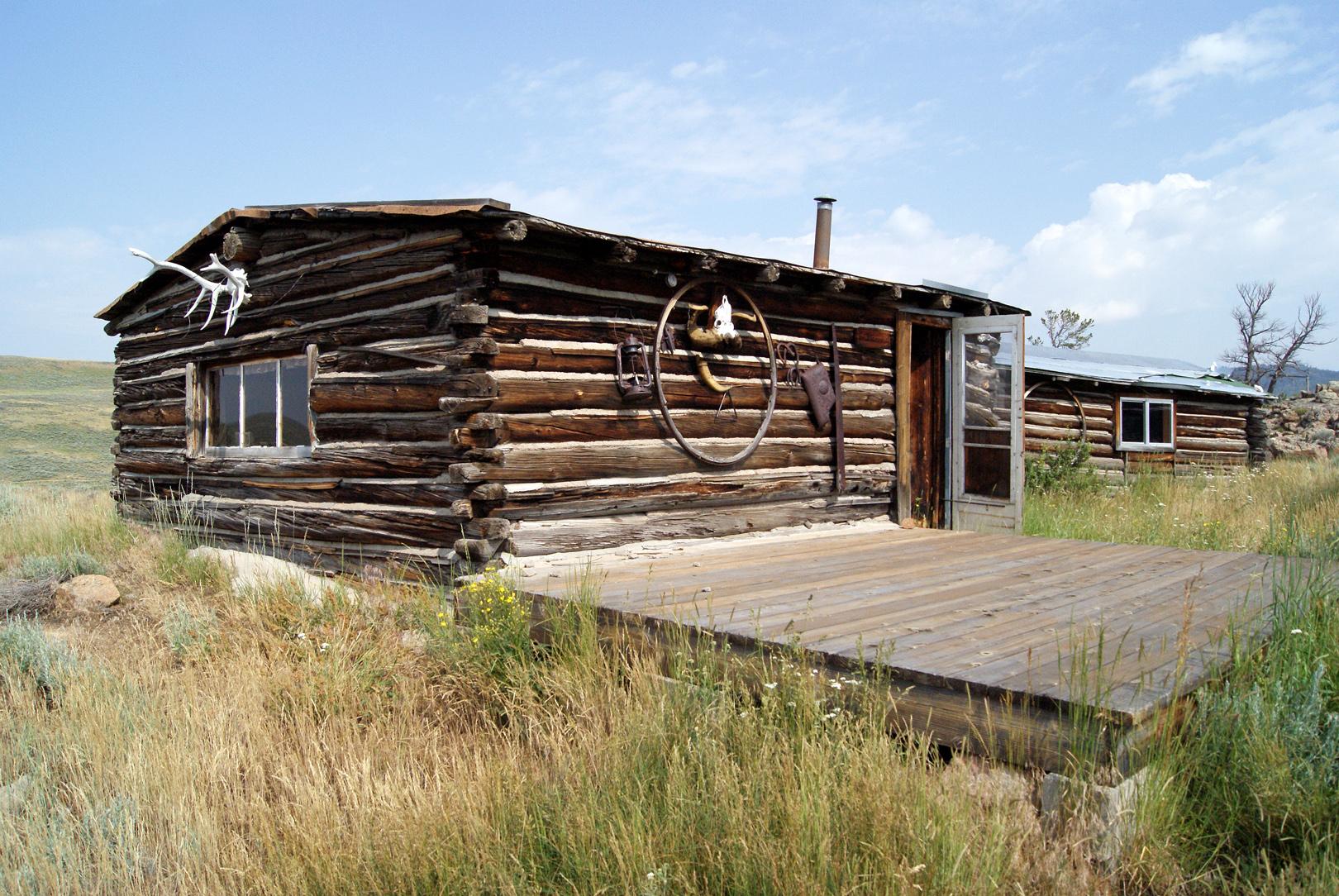 The Original Stearns Cabin