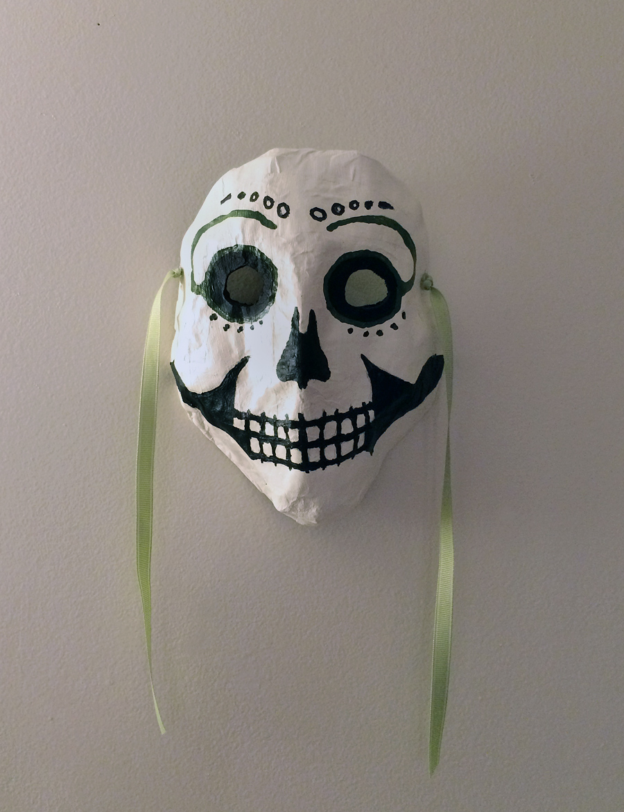 The Mister's Skeleton mask